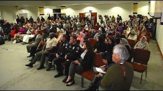 MTA News - Prayer Vigil - San Bernardino Shooting