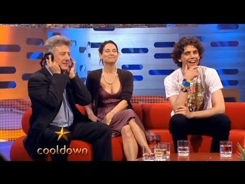 Graham Norton  2007S1xE9 Dustin and Lisa Hoffmampart 2