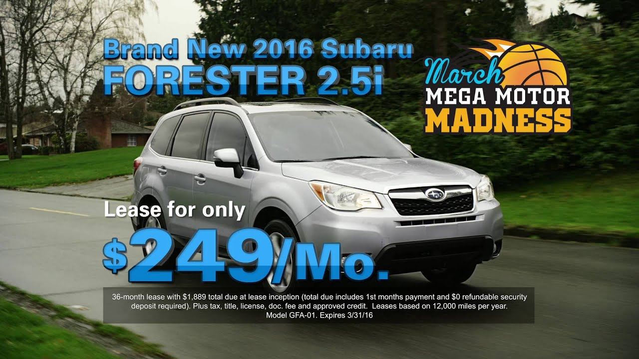 Fort Wayne Subaru March 2016