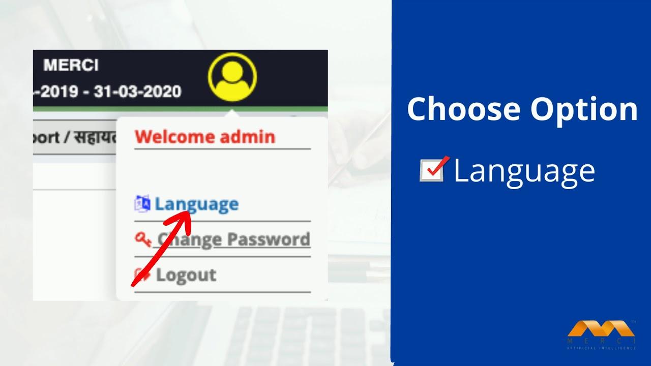 how do i change myspace to english