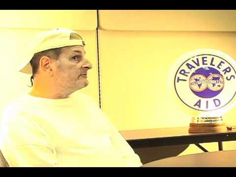 Travelers Aid Pittsburgh Testimonial 6:  Dean