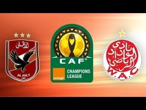 Live Stream Wac Vs Ahli  _ مباشر مباراة الوداد ضد الاهلي