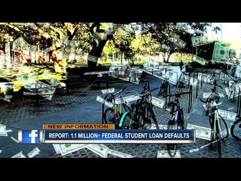 USDE: Millions of Americans defaulting on student loans