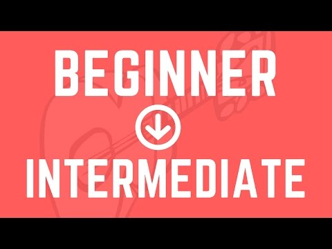 Part 4 - Learning the Natural Notes (Beginner to Intermediate Guitar)