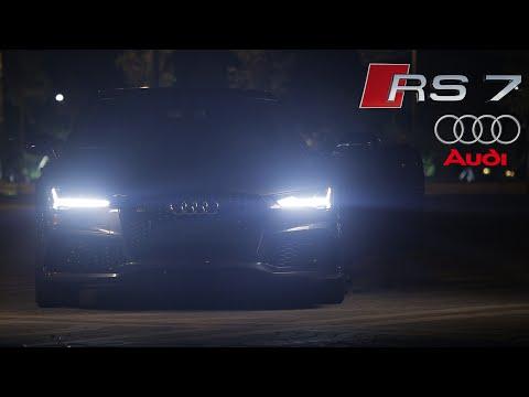 Тест-драйв от Давидыча. Audi RS 7.