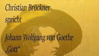 """Johann Wolfgang Goethe – """"Gott"""""""