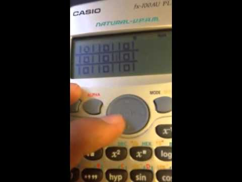 How to play games on your Casio calculator