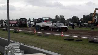 Carpulling Made 2010 Black Bullit autotrek