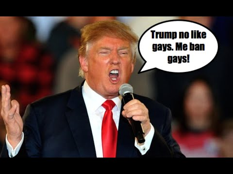Image result for trump marriage equality