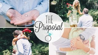 OUR ENGAGEMENT STORY & THE PROPOSAL! | Will Make You Cry!