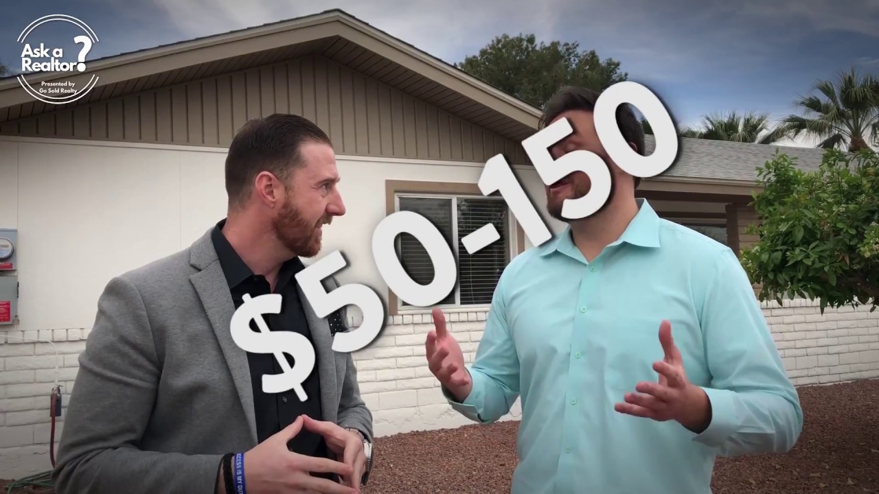 Phil Shaver with Go Sold Realty: Ask A Realtor Episode 6