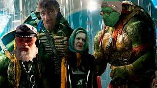 Черепашки ниндзя 2 (Teenage Mutant Ninja Turtles 2)- смотреть онлайн (трейлер на русском 2016)