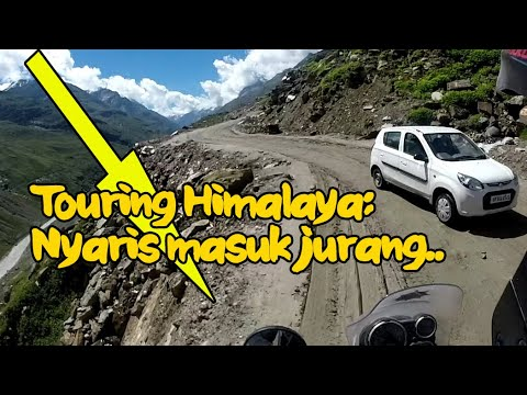 #37 Nyaris masuk jurang (Touring Himalaya)