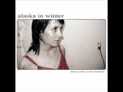 Alaska in Winter - The Beautiful Burial Flowers We Will Never See