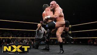 Roderick Strong vs. Lars Sullivan: WWE NXT, Dec. 20, 2017
