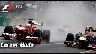 F1 2013 Career Mode Season 3 - Australian Grand Prix (Melbourne) [S3 P40]