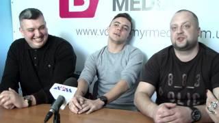 ЧистоГон і Володимир Андрєєв в гостях у ВолодимирМедіа