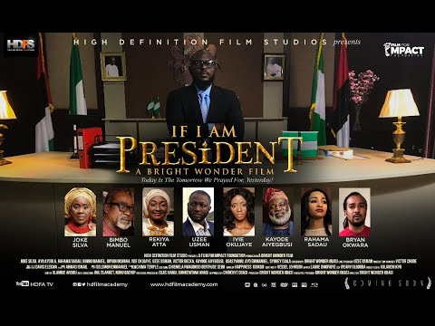 Download IF I AM PRESIDENT The Movie (OFFICIAL TRAILER)