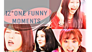 IZONE FUNNY MOMENTS [Part 1]