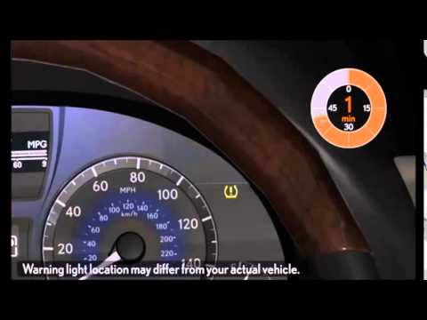 & How To Use the Lexus Tire Pressure Warning System - YouTube azcodes.com