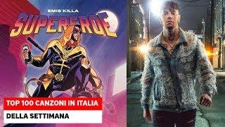 Top 100 Canzoni Della Settimana - 22 Ottobre 2018