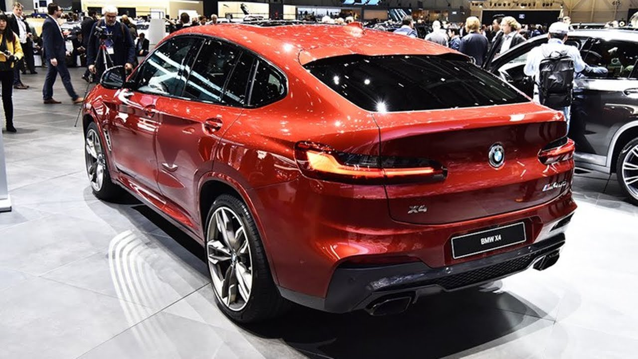 2019 bmw x4 reveal youtube. Black Bedroom Furniture Sets. Home Design Ideas