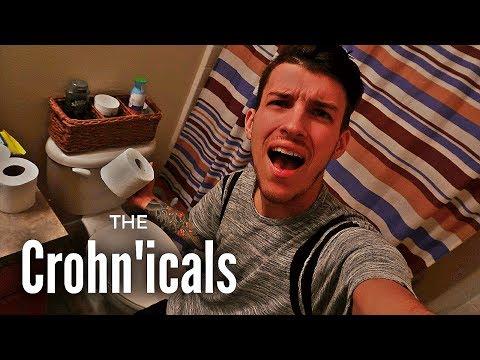 The Crohn'icals Pilot ( Crohns Disease Vlogs)