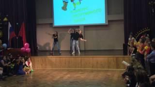 Танцы!)
