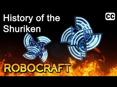 Видео, The History of the Shuriken