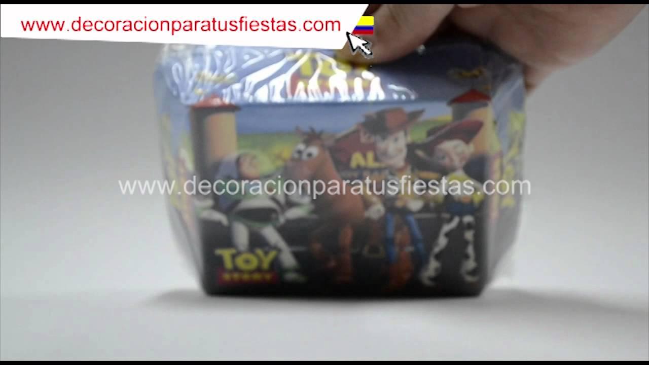 platos de papel para torta de cumpleaos infantiles motivo toy story