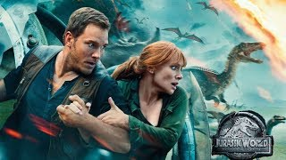 Jurassic World 2 Ending Scenes & Final Battle | Action Moivies HD| KVM Movies