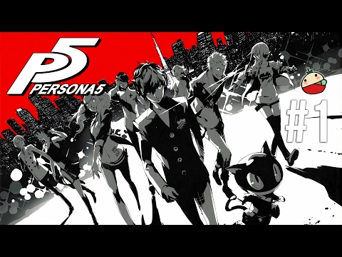 Persona 5 (PS4) แปลไทย #1 ครบรอบยี่สิบปี Unboxing แกะกล่อง Thai Commentary