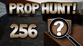 Box Factory & Poles! (Prop Hunt! #256)