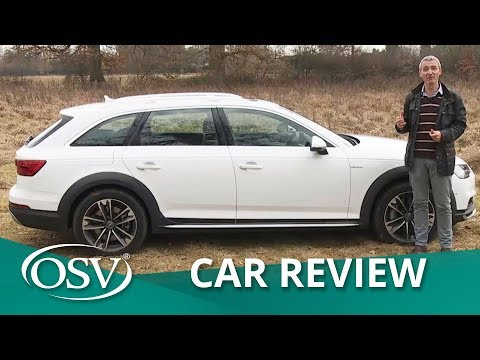 Audi A4 Allroad 2017 In-Depth Review | OSV Car Reviews