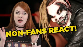 Non-Wrestling Fans React To WWE's 'Scariest' Moments