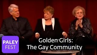Golden Girls - Appealing to the Gay Community (Paley Center, 2006)