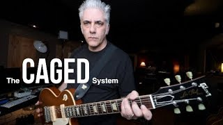 The CAGED System For GUITAR (my thoughts)