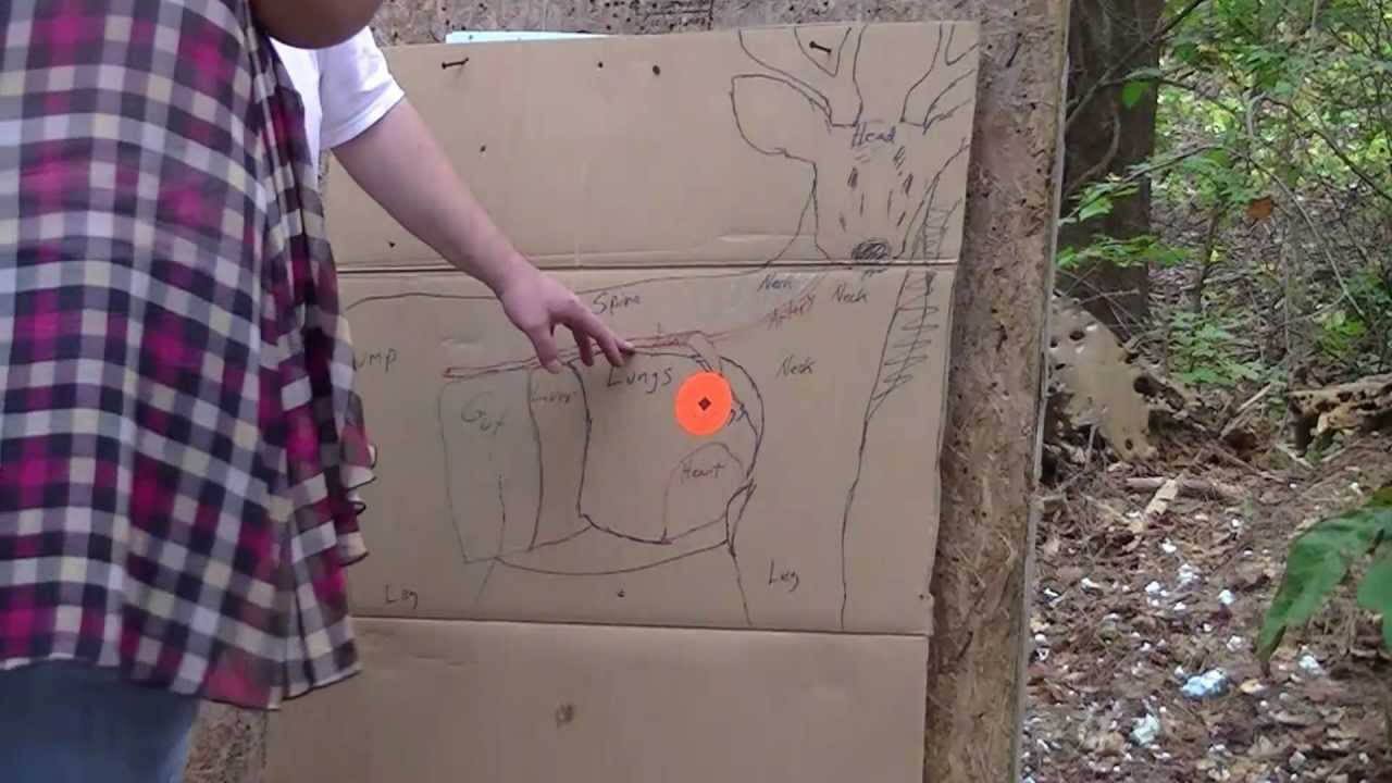 80 yard buckshot challenge revisited youtube publicscrutiny Gallery