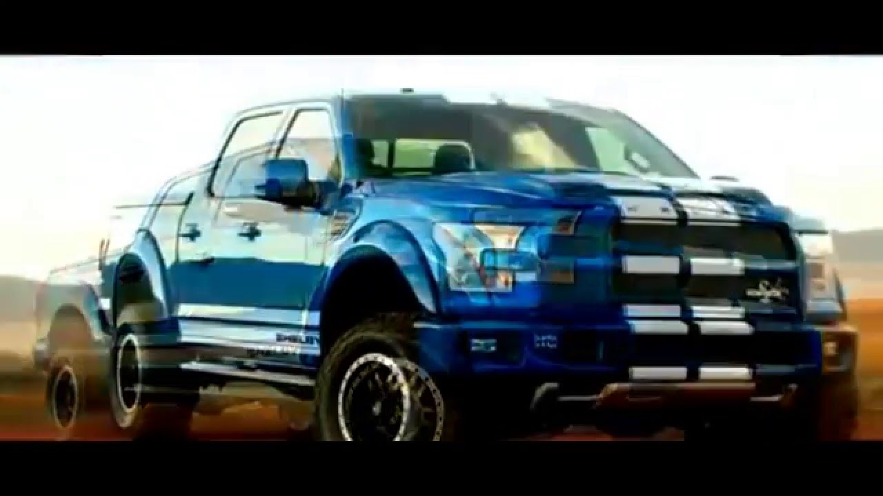 2020 ford shelby f150 - YouTube