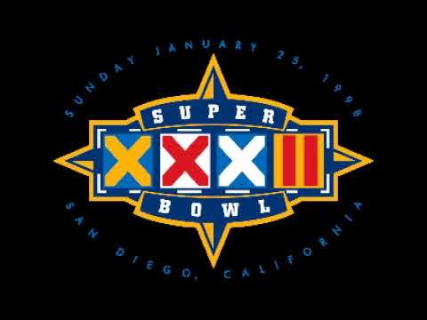 Super Bowl 32 (XXXII) - Radio Play-by-Play Coverage - CBS Radio Sports
