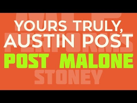 Yours Truly, Austin Post - Post Malone cover by Molotov Cocktail Piano