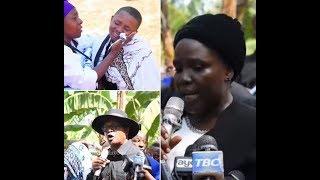 Maamuzi ameyafanya Prof: Ndalichako kwa mtoto aliyekuwa analia kwenye msiba wa Akwilina
