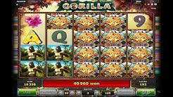 GORILLA +BONUS GAME! +FREE SPINS! +BIG WIN! online free slot SLOTSCOCKTAIL hhs