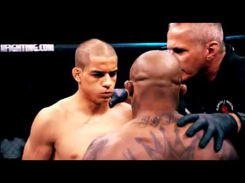 TITAN FC 40 - Abdiel Velazquez Highlight Reel