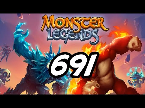 "Monster Legends - 691 - ""Dunn Ra Challenge"""