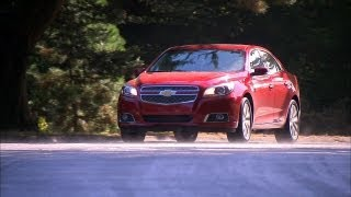 Car Tech - 2013 Chevy Malibu LTZ