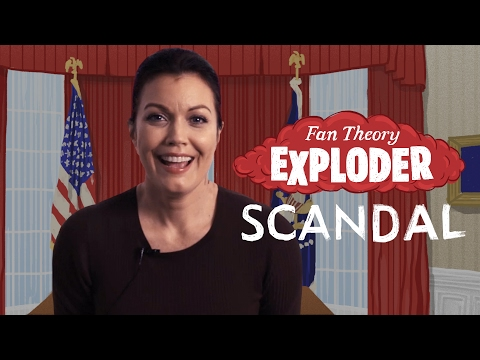 'Scandal' Star Bellamy Young Fantasizes About 'Walking Dead' Crossover Episode