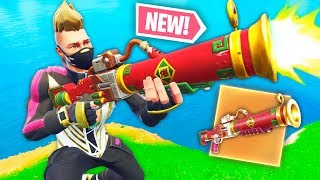 *NEW* LEAKED SHOTGUN In BATTLE ROYALE..!!! | Fortnite Funny and Best Moments Ep.205