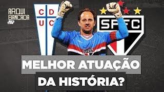 """""""É IMPOSSÍVEL!"""" Relembre a atuação de Rogério Ceni que CHOCOU o mundo!"""