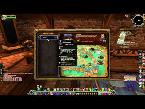 How to assign followers to Garrison buildings - WoD